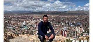 L'incroyable aventure bolivienne de Julien Benhaim