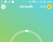 Winwalk – Android App