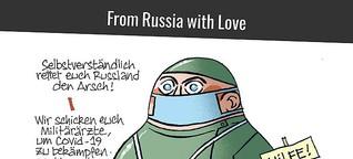 """""""Von Russland mit Liebe"""""""