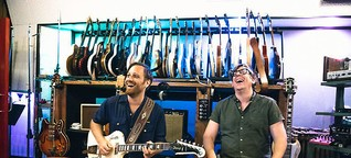 The Black Keys don't care about being rock stars, they just want to play good music