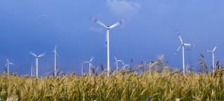 Sauberer Strom in weiter Ferne