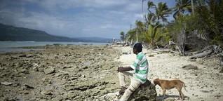 Der Südpazifik und der Klimawandel - Inselstaat Vanuatu will Industrieländer in die Pflicht nehmen