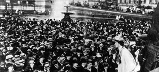 100 Jahre Frauenwahlrecht - Ist Politik immer noch Männersache?