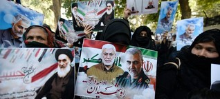 Einfach erklärt: Worum geht's beim Iran-Konflikt?