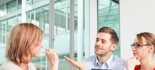 Geschäftsbeziehungen brauchen Pflege