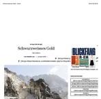 Schwarzweisses Gold: Bloc Studios