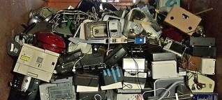 Planet Wissen: Elektroschrott - Giftmüll und Ressourcenschatz / ARD Alpha