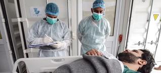 """Ärzte ohne Grenzen: """"So eine Entscheidung wird immer überwältigend sein"""""""