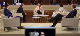 """TV-Kritik """"Anne Will"""": Sage noch einer, über Corona könne man nicht streiten"""