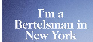 I'm a Bertelsman in New York