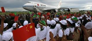 """""""China ist der neue Kolonialherr Afrikas"""" - Die verlogene Doppelmoral Europas und der USA"""