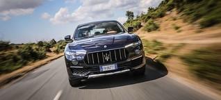 Maserati Gebraucht-Leasing: Ghibli, Levante & Co. auf Raten