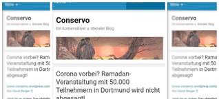 Nein, Dortmund erlaubt keine Ramadan-Feier mit 50.000 Teilnehmern