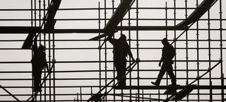 Finanzkontrolle Schwarzarbeit: Gewerkschaften bestätigen Kritik