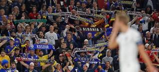 """Kosovo: """"Wir haben die besten Straßenfußballer Europas"""""""