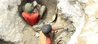 Entwicklungshilfe mit Nebenwirkung: An unseren Gaumen und Fingern klebt weiterhin afrikanisches Blut
