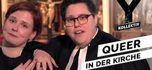 Queer in der Kirche - Wie passt Homosexualität in die evangelische Kirche?