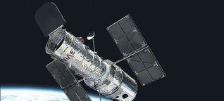Das Weltraumteleskop änderte den Blick auf die Welt