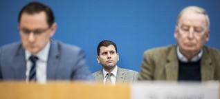 Christian Lüth: Der verstummte Sprecher