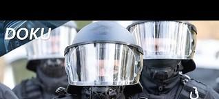 Polizeigewalt - Besonders im Fußball ein Problem | Sportschau