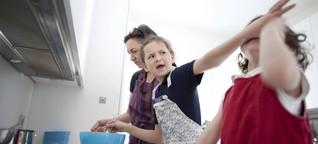 Tag der Familie: Kinder und die Hausarbeit- Familien brauchen mehr Anerkennung