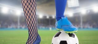 Fußball- oder Export-Weltmeister - weder noch?