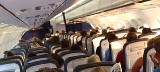 Wie sicher ist die nächste Flugreise?