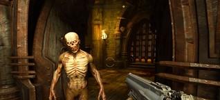 Gewalt in Doom: Eternal und Resident Evil 3: Nemesis