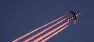 Sieben Dinge, die man übers Fliegen wissen sollte