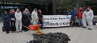 Keine Kohle für die Kohle - 25 Jahre Urgewald