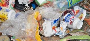 Wie kann die Plastikindustrie nachhaltiger werden?