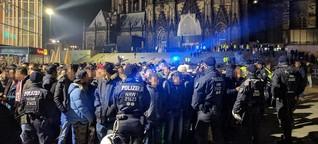 Kölner Polizei-Einsatz: rechtens oder rassistisch?