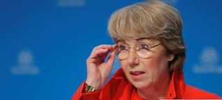Martina Merz soll ThyssenKrupp retten