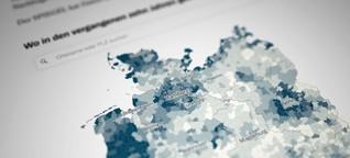 Datenprojekt: Wo in Deutschland der Wohnungsbau boomt