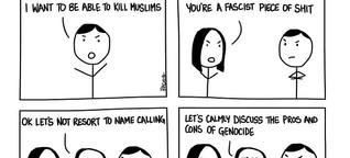 Webcomics provozieren Indiens Establishment