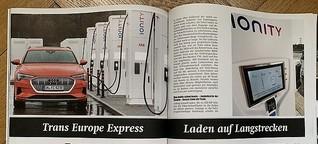 Trans Europe Express - Laden auf Langstrecken (Ratgeber)
