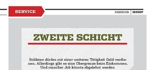 Servicestück JS-Magazin