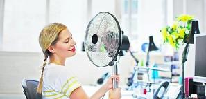Muss ich wirklich bei der größten Hitze arbeiten?