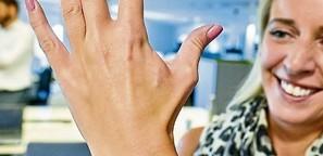 Bei Tui in Schweden lassen sich Mitarbeiter chippen