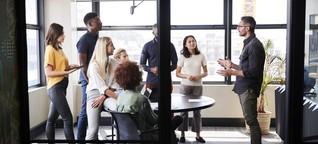 Wie Firmen Diversität fördern können