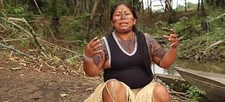 Mãe d'água - Mulheres indígenas na defesa da sua terra