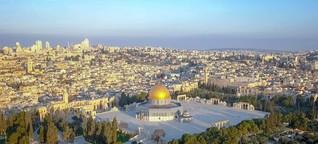 Re: Wem gehört das Heilige Land? - Deutsche Siedler im Westjordanland | ARTE