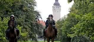 In Sachsen weiß selbst die Polizei nicht mehr, welche Corona-Regeln jetzt gelten