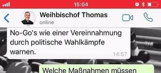 Chat-Interview mit Tischkicker-Orakel Renz - Thema: Das WM-Aus