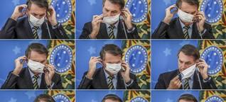 Coronavirus in Brasilien: Der Präsident gibt sich sorglos