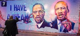 Bürgerrechtler, umgedeutet: Was würde Martin Luther King tun?