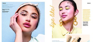 Beauty Advertorial for the launching campaign of Zalando Beauty in Austria