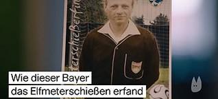 Wie dieser Bayer das Elfmeterschießen erfand