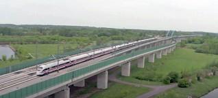 Bahn will neue Taktung für Pünktlichkeit - bis 2030