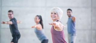 Sport bei Arthrose: Wieder in Bewegung kommen | so gesund